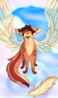 Angel wings by SwiftTeaFox