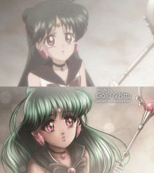 Patreon Screenshot Redraw: Young Sailor Pluto by galia-and-kitty