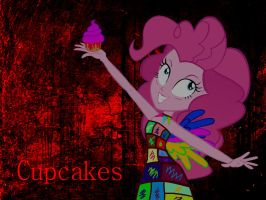 Cupcakes (Equestria Girls) by LucyNyuElf