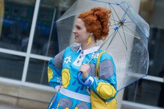 Ms.Frizzle- Madster Photography Photoshoot by FehFeh13