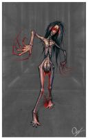 skinny freak by Deftonys-muse