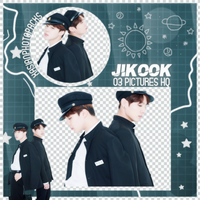 Pack Png 019 // Jungkook and Jimin (BTS). by xAsianPhotopacks