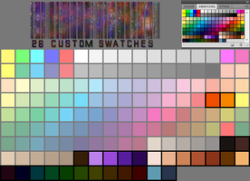 My Custom Swatches by Anomalies13