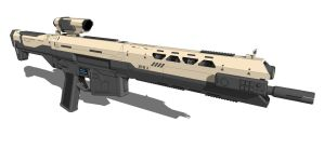 IA-AR18/A Assault Rifle PREVIEW by ValkyriaDawg