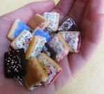 polymer clay pop tart party by ScrumptiousDoodle