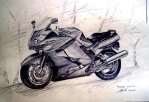 motocycles 1 by planorism