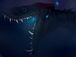 [Horrified] That's ABYSSAL Sea Dragon To You! by Mollish