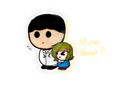 GIFTS | Mister Vincent.. !! by TunetiaDA24