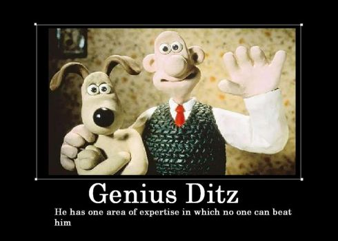Genius  Ditz by Chaser1992