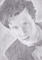 The Eleventh Doctor by thedoctor-donna