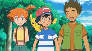 Misty and Brock are BACK!!!!! by WillDynamo55
