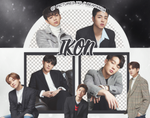 Pack Png 900 // iKON by BEAPANDA