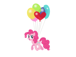 Pinkie Fly by Atmospark