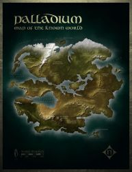 Palladium Fantasy World Map by zyanitevp
