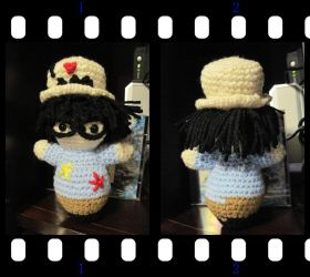 Twoflower Amigurumi by stacieyates