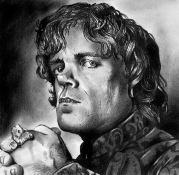 Tyrion Lannister by phantomphreaq