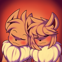 Cute Vee's by Xael-The-Artist