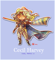 Cecil Harvey by jingster