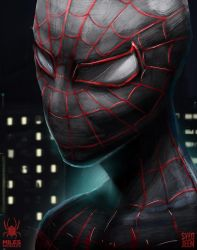 Spider-Man (Miles Morales) by SyedJeem