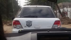 We got an Autobot by JMK-Prime