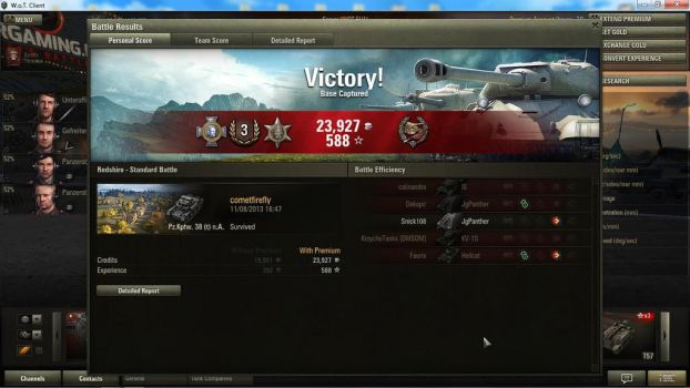 Tier 6-7 Battle Survived by CPUIceHeart