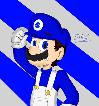 SMG4 by SuperMario1792