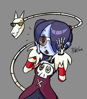 Squigly #01 by CJ-Sanchez
