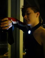 Mass Effect Legion Dress by Cosplay4UsAll