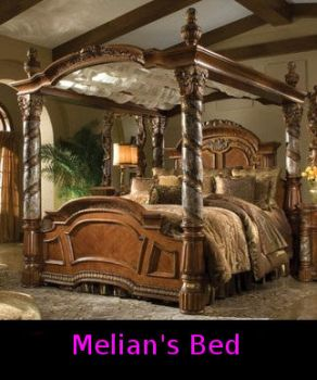 Melian's Bed by MelianMarionette