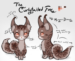 MYO Curlytail Contest Entry by Birch52