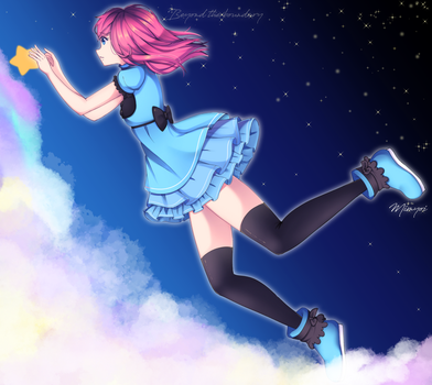 Beyond the boundary by Mimyoi