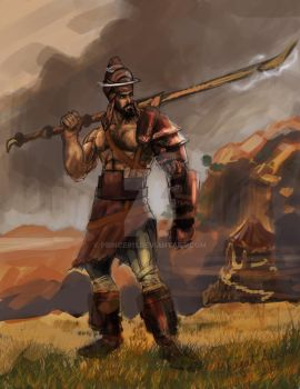 Khalistani Warrior - revisited by prince911