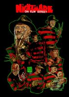 FREDDY'S HOME by MalevolentNate