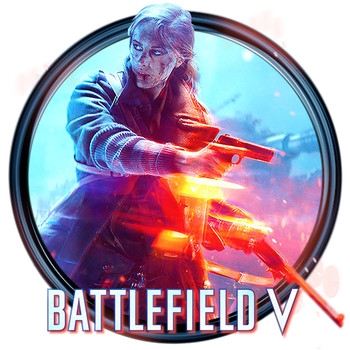 Battlefield V Dock Icon by OutlawNinja