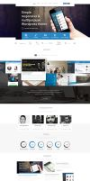 Portfolio Creative Agency Web Design SOLD by vasiligfx