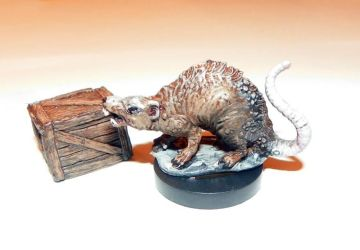 Barrow Rat and Crate by webdotstudio