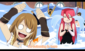 Collab with saeko :  great care TnT by Antodonatella
