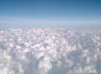 Fluffy Clouds No. 394 by schon