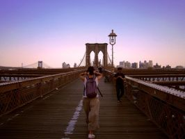 Brooklyn Bridge by IgnacioRC