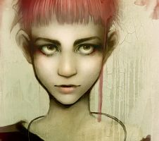Grimes by enmi