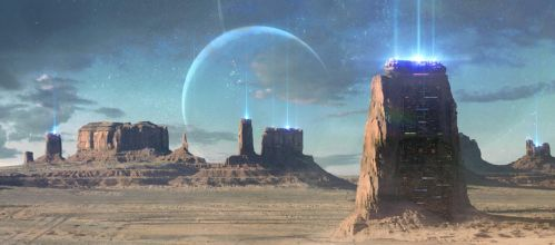 W20160703 - AG Drive Desert Planet Concept by StMan