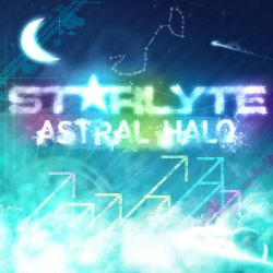 Astral Halo Album Cover by ST4RLYTE