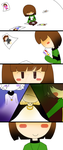 Chara's Party (1) by KiddoDrawsOficial