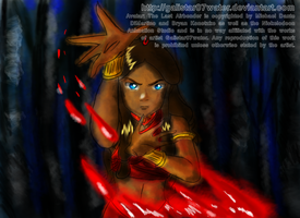 Katara the Bloodbender by Galistar07water