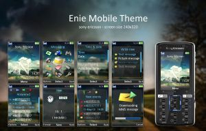 Enie Mobile Theme by iGolf