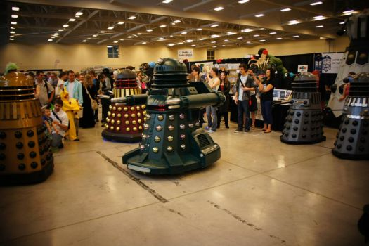 March of the Daleks 2 by Mad-Whovian-In-A-Box