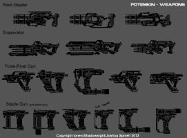 Potemkin: Non-Weapon Weapons by ionen