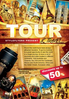 Tour by Styleflyers