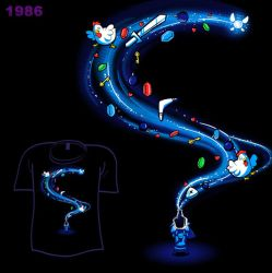 Woot Shirt - 1986 by fablefire
