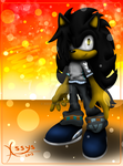 J the Hedgehog by Xssys